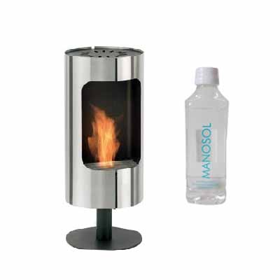 Denatured Ethanol Fireplace Fuel